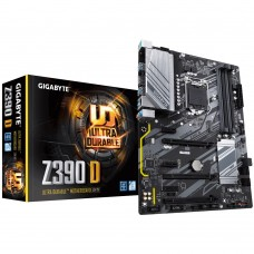 Gigabyte Intel Z390 D Advanced Thermal Design ATX Motherboard