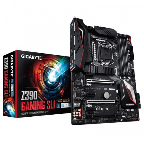 Gigabyte Z390 GAMING SLI 9th Gen ATX Motherboard