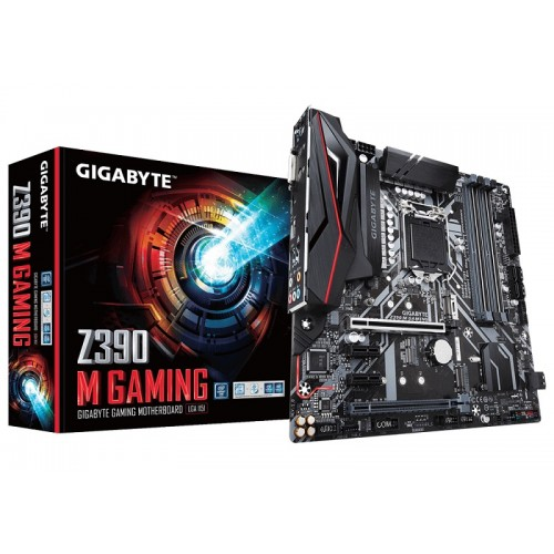 Gigabyte Z390 M GAMING 9th Gen Micro ATX Motherboard
