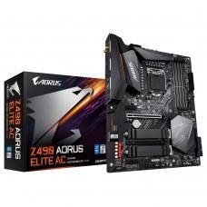 Gigabyte Z490 Aorus Elite AC 10th Gen WiFi ATX Motherboard