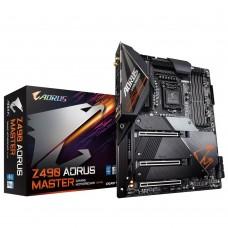 Gigabyte Z490 Aorus Master 10th Gen WiFi ATX Motherboard