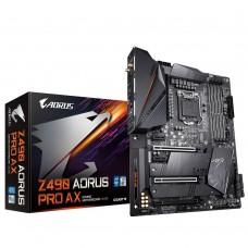 Gigabyte Z490 Aorus Pro AX 10th Gen WiFi ATX Motherboard