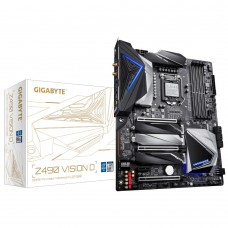GIGABYTE Z490 VISION D 10TH GEN ATX MOTHERBOARD