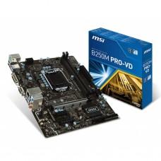 MSI B250M-Pro VD 7th Gen Micro ATX Motherboard