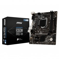MSI B360M PRO-VH DDR4 8th/9th Gen LGA1151 Socket Motherboard