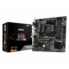 MSI B450M PRO-VDH MAX AMD AM4 Gaming Motherboard
