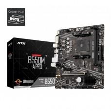 MSI B550M-A PRO AM4 Micro ATX AMD Motherboard