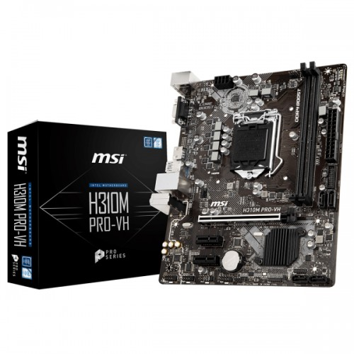 MSI H310M PRO-VH DDR4 8th Gen Motherboard