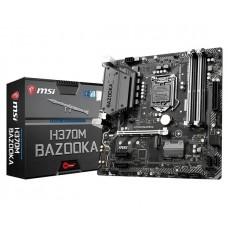 MSI H370m Bazooka 8th Gen DDR4 Motherboard