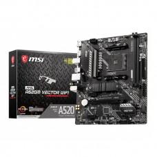 MSI MAG A520M Vector Wi-Fi AM4 AMD Micro-ATX Motherboard