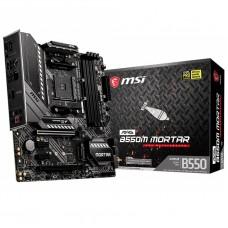 MSI MAG B550M Mortar AMD Micro ATX Gaming Motherboard