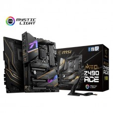 MSI MEG Z490 ACE 10th Gen ATX Gaming Motherboard