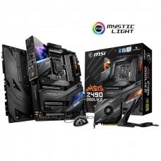 MSI MEG Z490 GODLIKE 10th Gen E-ATX Gaming Motherboard