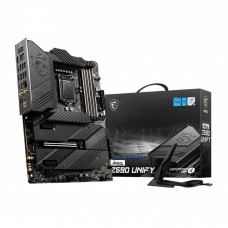 MSI MEG Z590 UNIFY 10th and 11th Gen ATX Motherboard