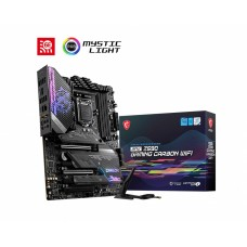 MSI MPG Z590 Gaming Carbon WiFi Intel 10th Gen and 11th Gen ATX Motherboard