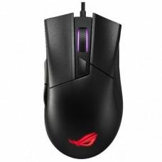 ASUS P507 ROG Gladius II Core USB Gaming Mouse Black