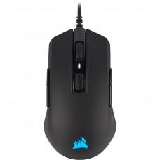 Corsair M55 Ambidextrous Multi-Grip RGB Pro Gaming Mouse Black