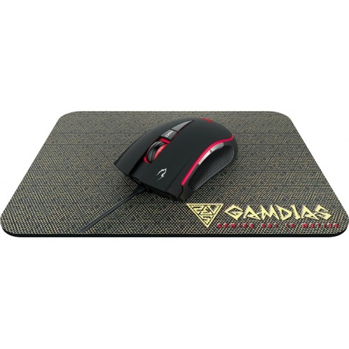 Gamdias Zeus E2 Rgb Gaming Mouse Mouse Mat Price In Bd