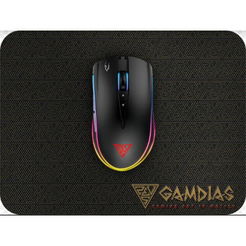 Gamdias ZEUS M2 RGB Gaming Mouse