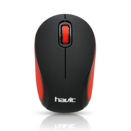 Havit MS925GT 3-Button Ergonomic Wireless Mouse