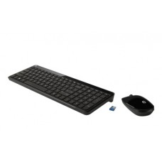 HP C6020 Wireless Desktop Combo keyboard