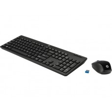 HP 200 Wireless Keyboard and Mouse