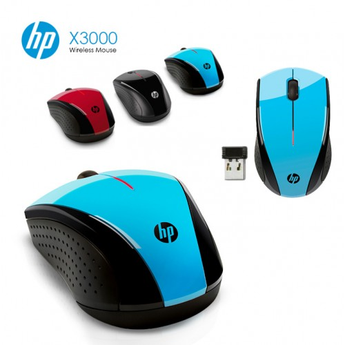 HP WIRELESS MOUSE X3000 TELECHARGER PILOTE