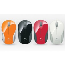Logitech M187 Wireless MAC Support Extra-small Mouse