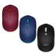 Logitech M337 Wireless Rubber Grip Bluetooth Mouse