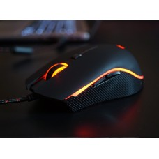 MotoSpeed V40 Wired RGB Gaming Mouse