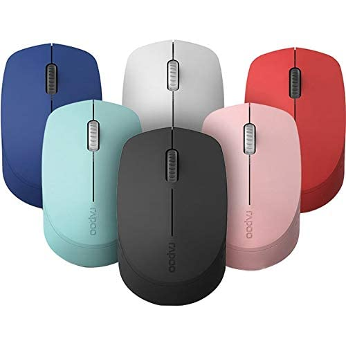 Rapoo M100 Multi Mode Bluetooth & Wireless Silent Mouse