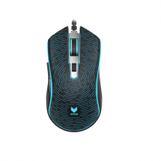 Rapoo V12 Black Optical Gaming Mouse