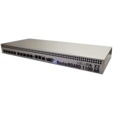 Mikrotik RB1100AHx2 Dual Core CPU 2GB RAM 13 Gigabit LAN Port Ethernet Router