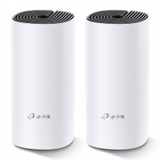 TP-Link Deco E4 (2 Pack) Whole Home Mesh Wi-Fi System AC1200 Dual-band Router