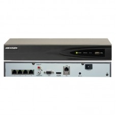 Hikvision DS-7600NI-K1/P 4 Channel Network Video Recorder (NVR)