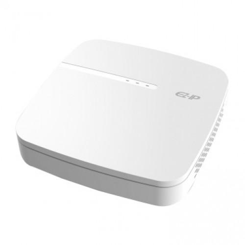 Dahua NVR1B04-4P 4 Channel Smart 1U H.265 4PoE Network Video Recorder