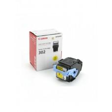 Canon 302 Yellow Cartridge