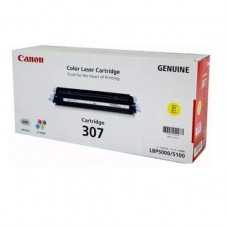 Canon 307 Yellow Cartridge