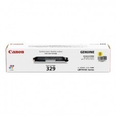 Canon 329 Yellow Cartridge