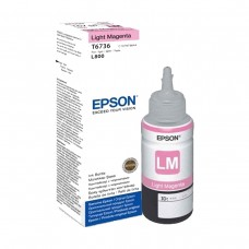Epson C13T6736 Light Magenta Ink Bottle