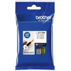 Brother LC3717BK Black Ink Cartridge