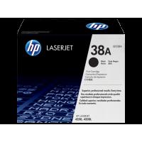 HP 38A Black Original LaserJet Toner