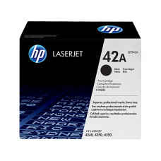 HP 42A Black Original LaserJet Toner