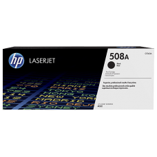 HP 508A Black Original LaserJet Toner