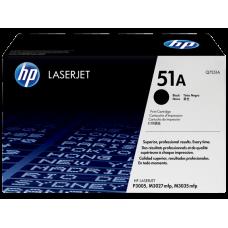 HP 51A Black Original LaserJet Toner