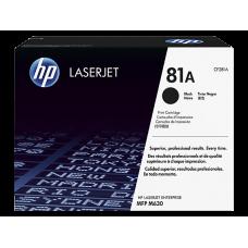 HP 81A Black Original LaserJet Toner (For LJ M605N, DN)