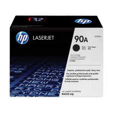 HP 90A Black Original LaserJet Toner