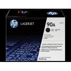 HP 90A Black Original LaserJet Toner (For LJ M601N, D, DN, 602N, D, DN)