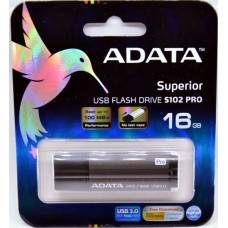 ADATA USB 3:0 16GB S102 GREY MOBILE DISK