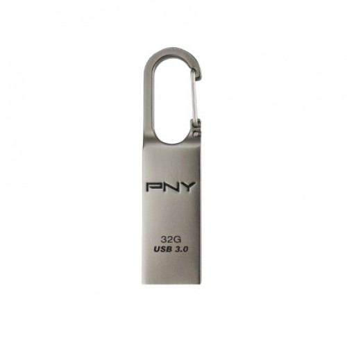 PNY Loop Attache 32 GB USB 3.0 Mobile Disk Drive